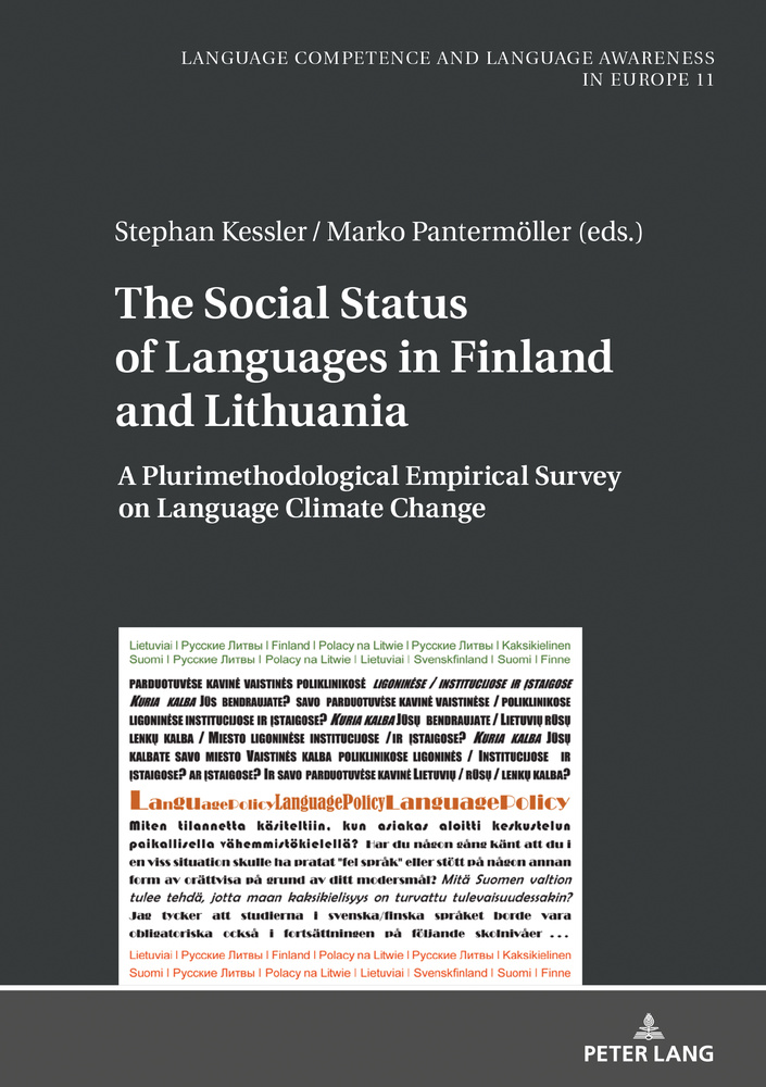 Title: The Social Status of Languages in Finland and Lithuania