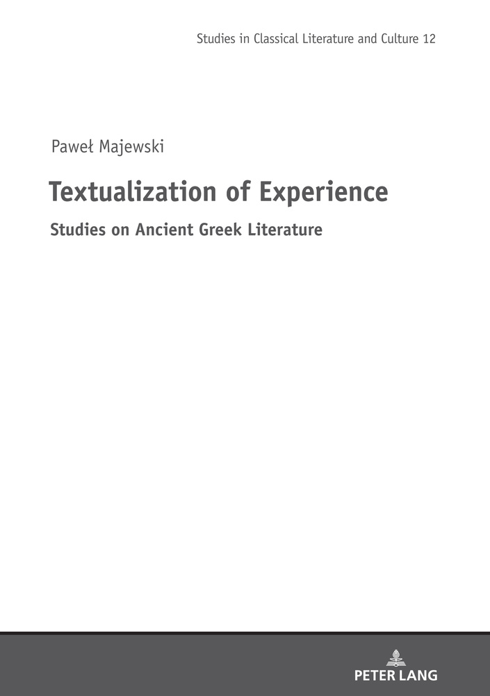 Title: Textualization of Experience