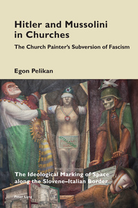 Title: Hitler and Mussolini in Churches