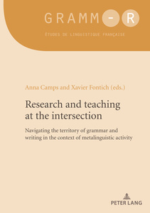 Title: Research and teaching at the intersection