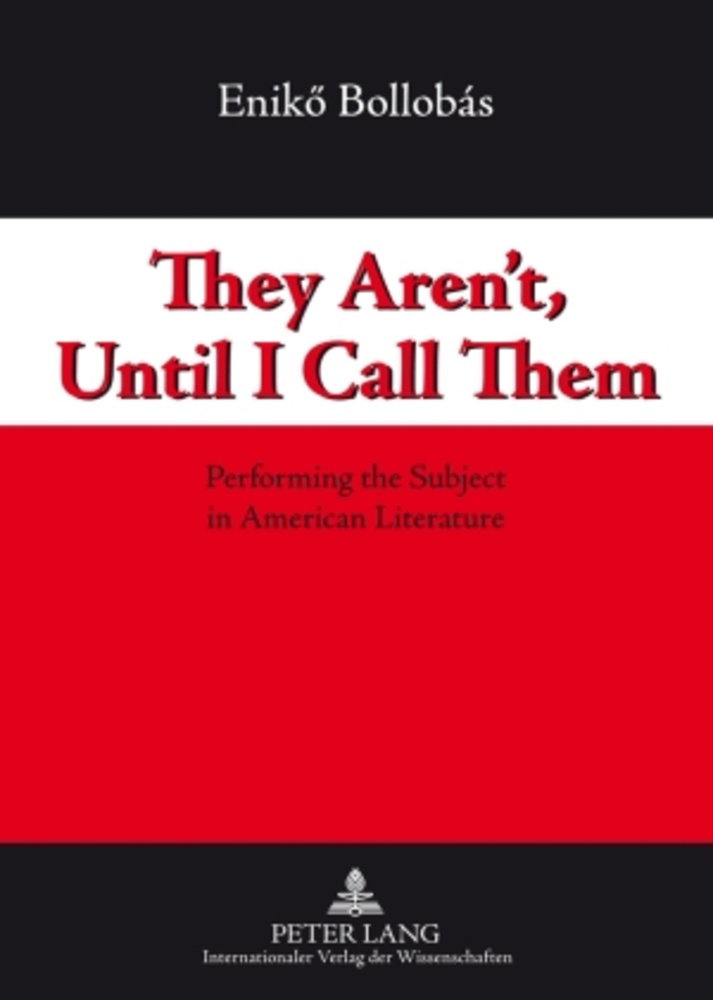 Title: They Aren't, Until I Call Them
