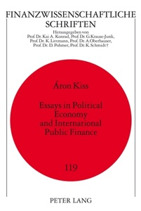 Title: Essays in Political Economy and International Public Finance
