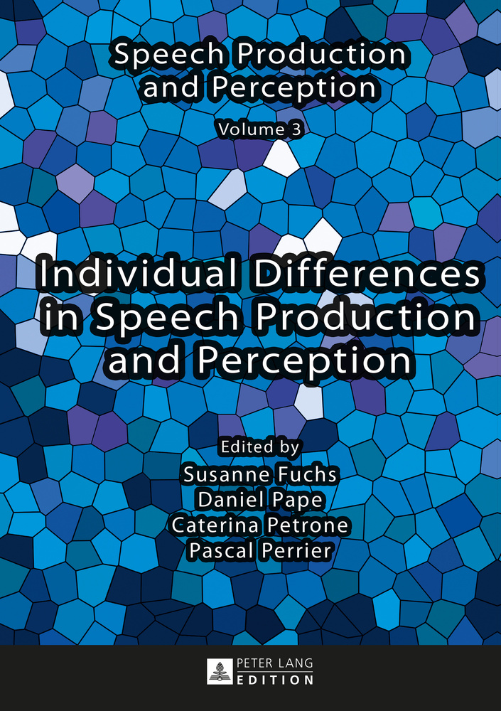 Title: Individual Differences in Speech Production and Perception