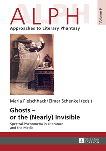 Title: Ghosts – or the (Nearly) Invisible