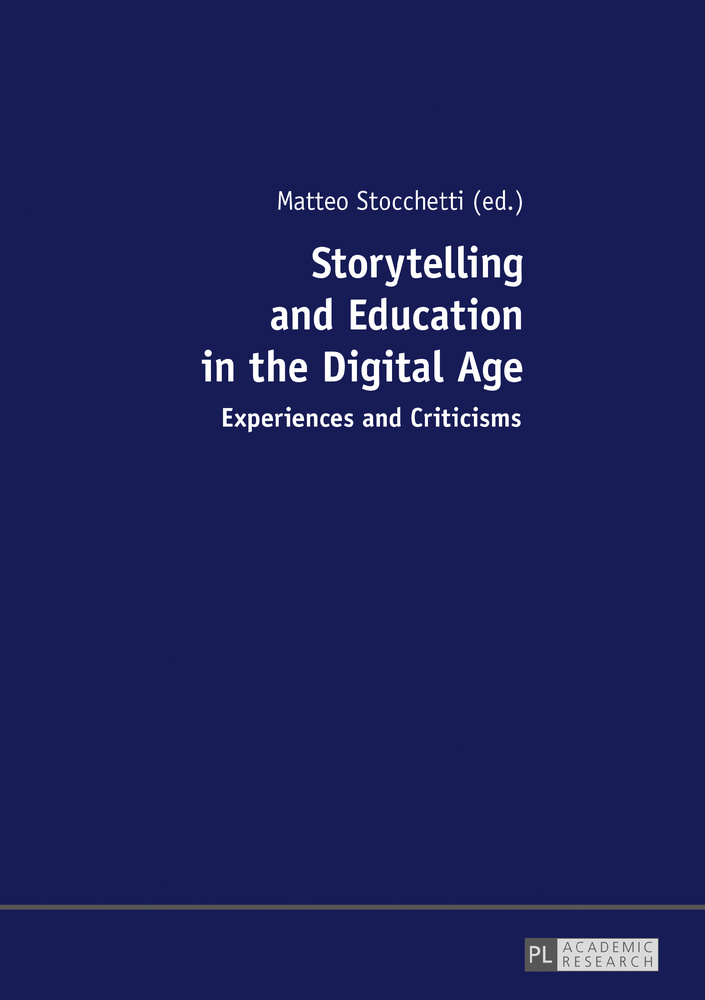 Title: Storytelling and Education in the Digital Age