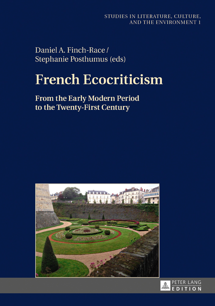 Title: French Ecocriticism