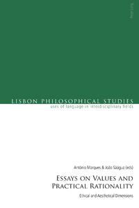 Title: Essays on Values and Practical Rationality