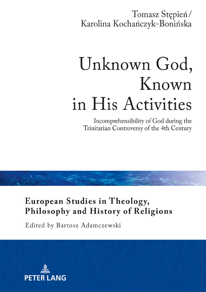 Title: Unknown God, Known in His Activities