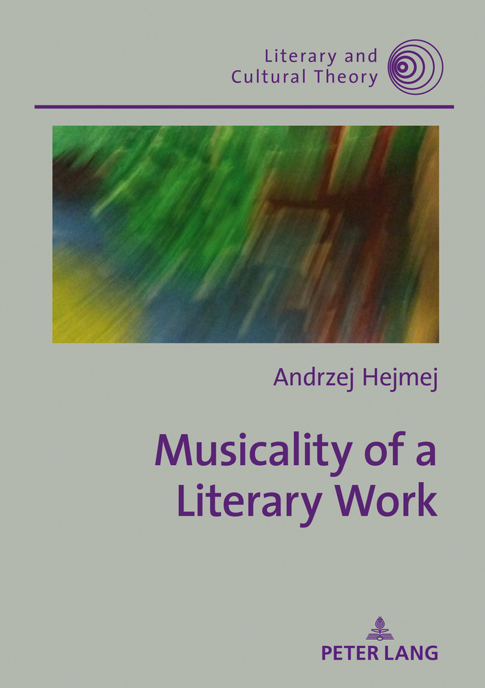 Title: Musicality of a Literary Work