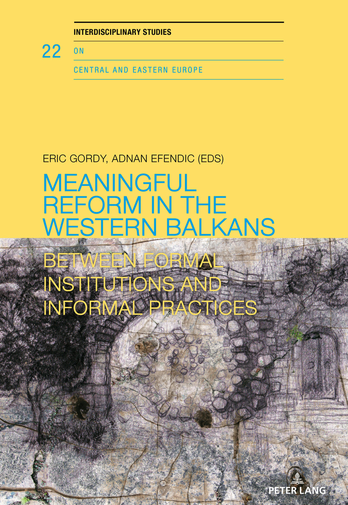 Title: Meaningful reform in the Western Balkans