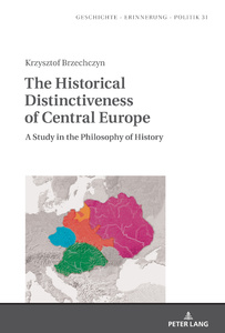 Title: The Historical Distinctiveness of Central Europe