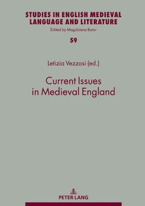 Title: Current Issues in Medieval England