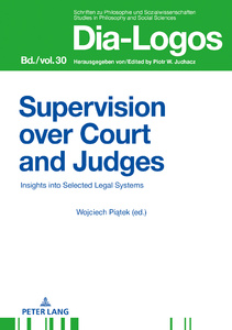 Title: Supervision over Court and Judges