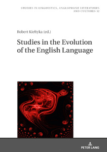 Title: Studies in the Evolution of the English Language