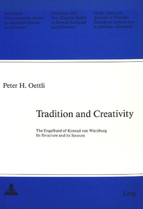 Title: Tradition and Creativity