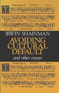 Title: Avoiding Cultural Default and Other Essays