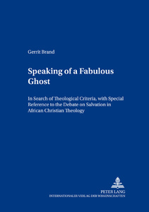 Title: Speaking of a Fabulous Ghost