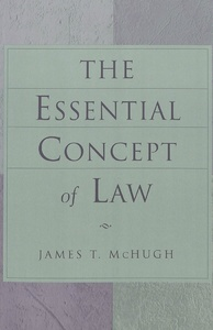 Title: The Essential Concept of Law