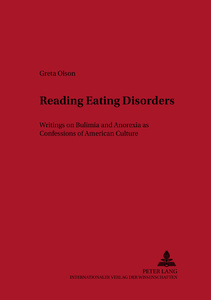 Title: Reading Eating Disorders