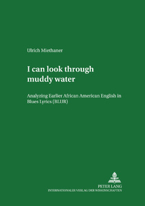 Title: «I can look through muddy water»