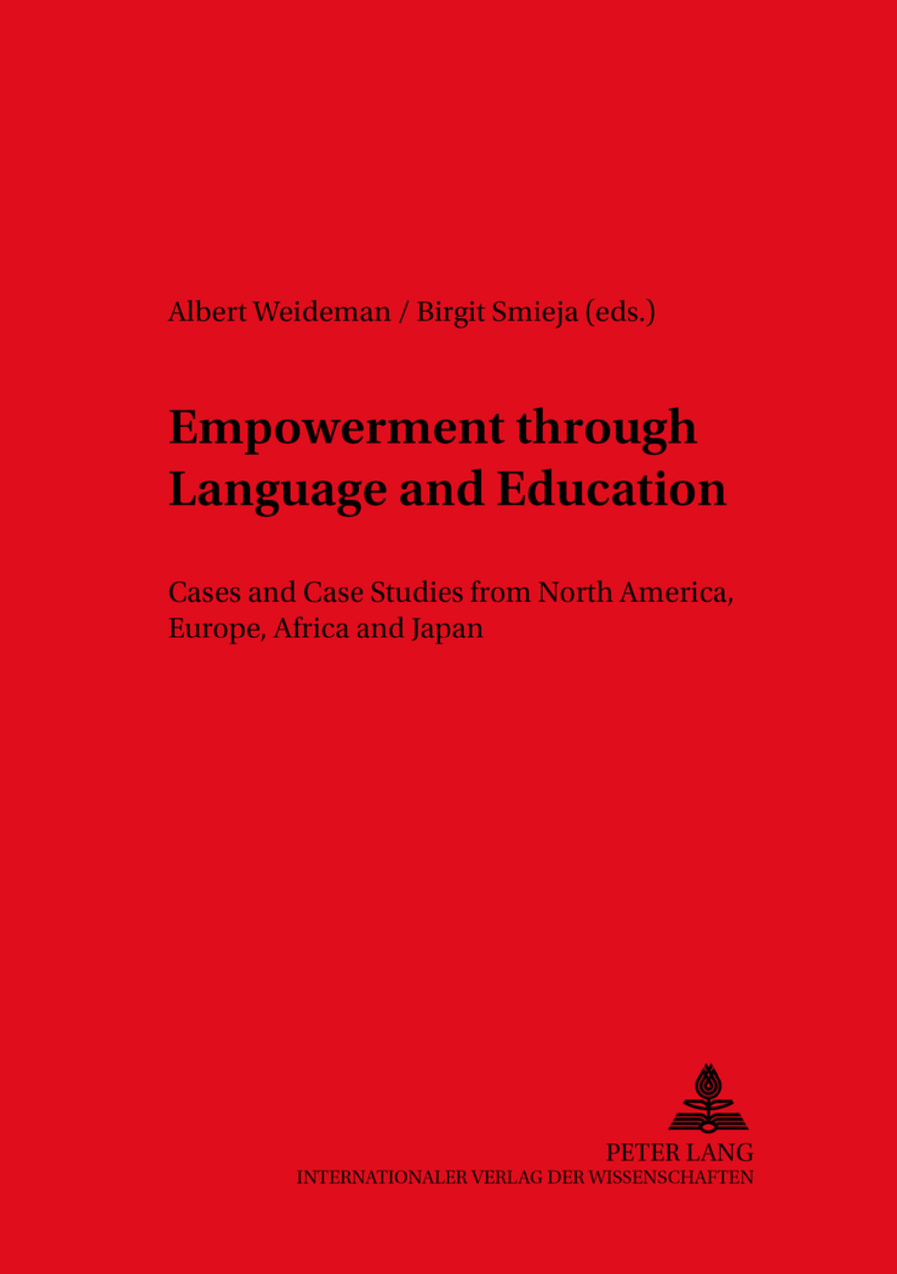 Title: Empowerment through Language and Education
