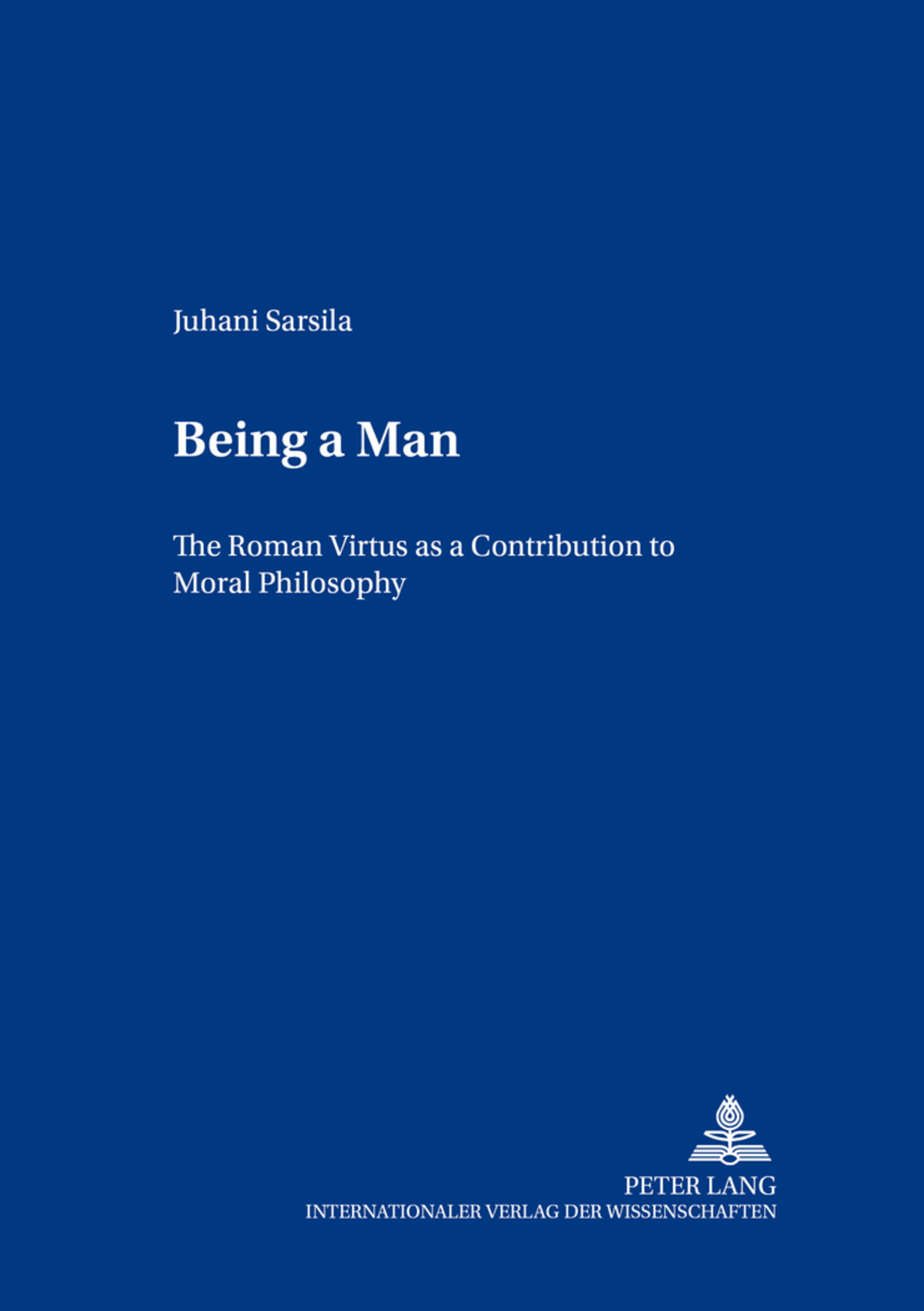 Title: Being a Man