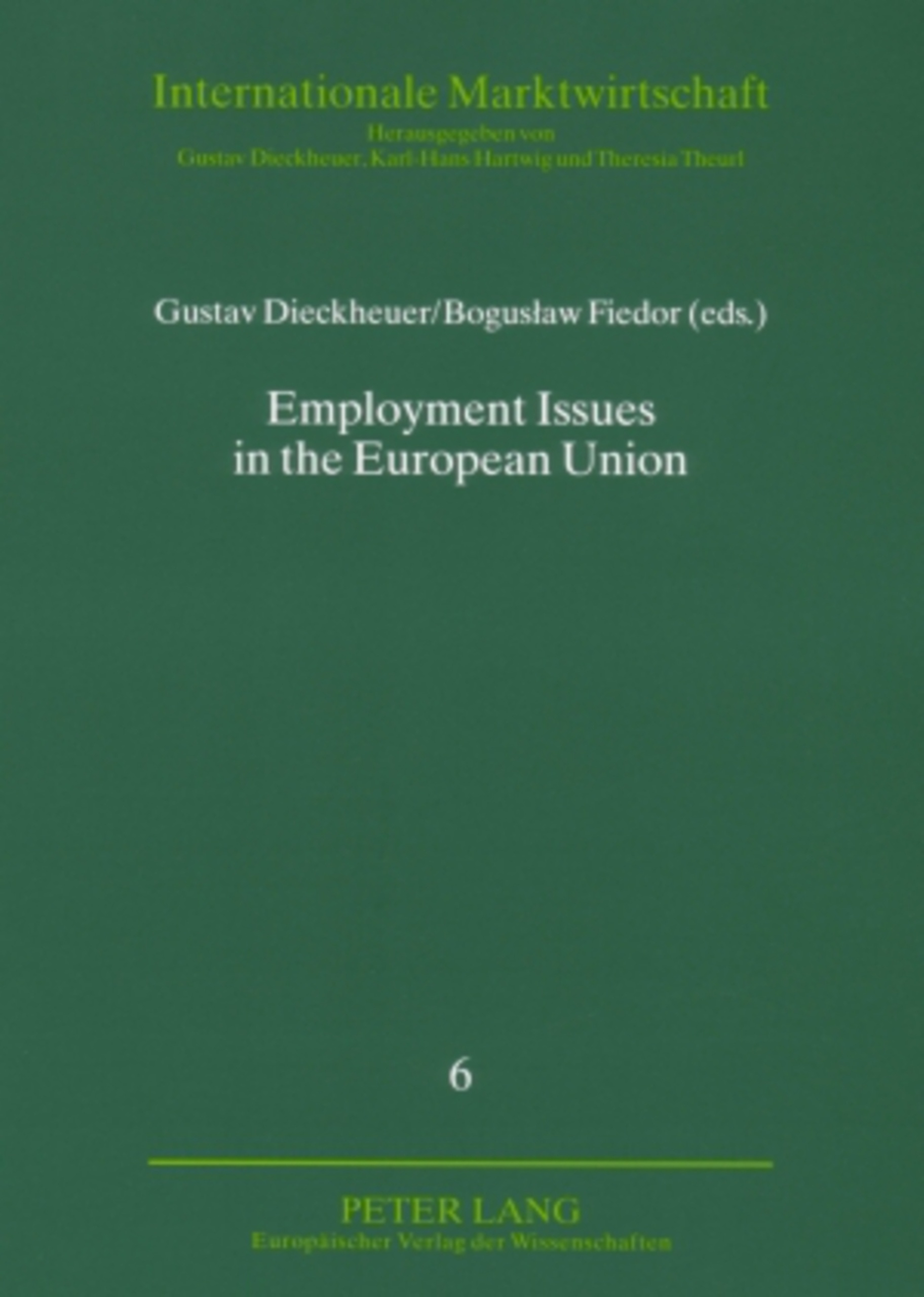 Title: Employment Issues in the European Union