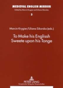 Title: To Make his Englissh Sweete upon his Tonge
