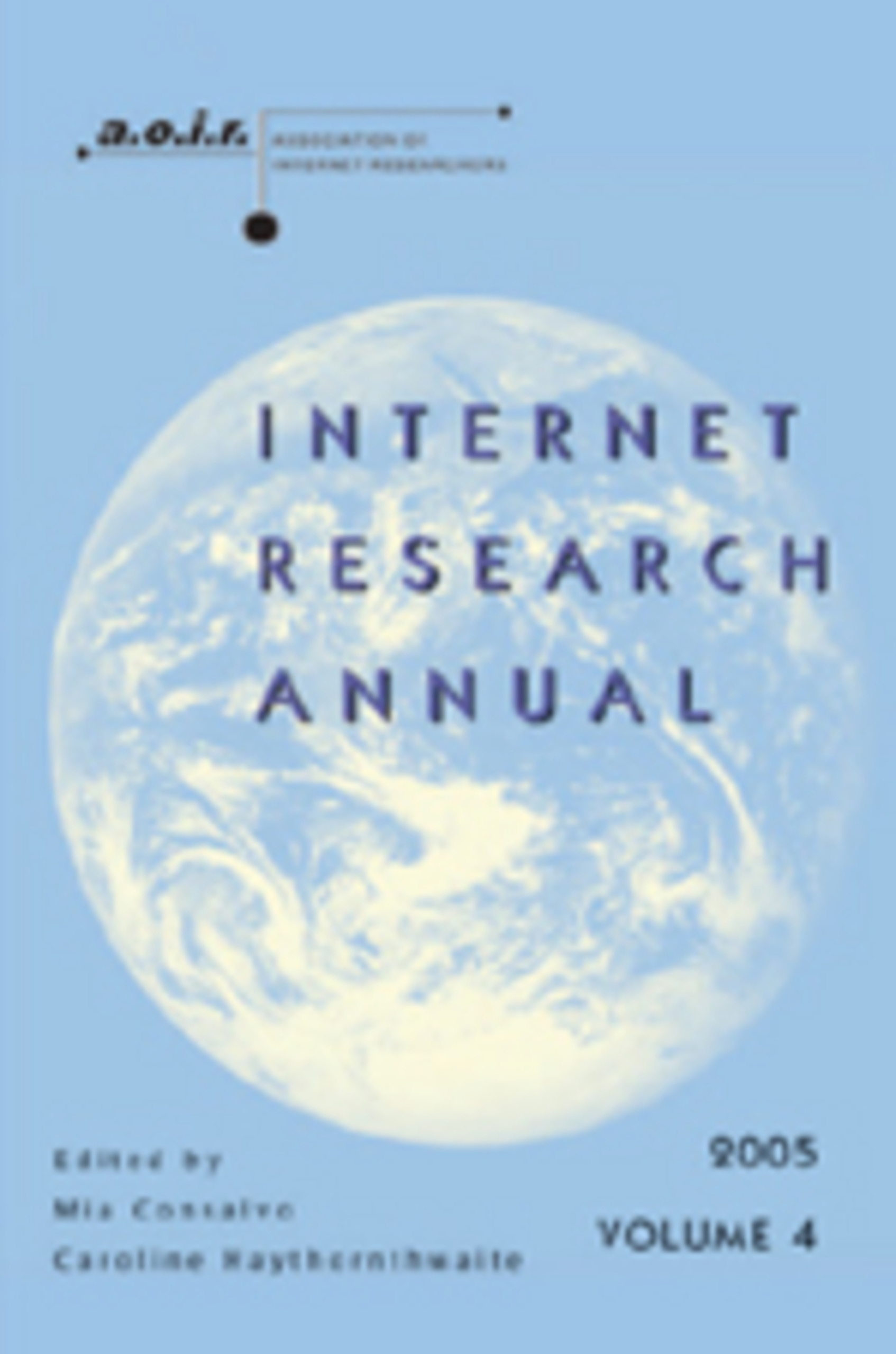 Title: Internet Research Annual