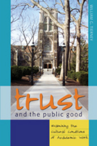 Title: Trust and the Public Good