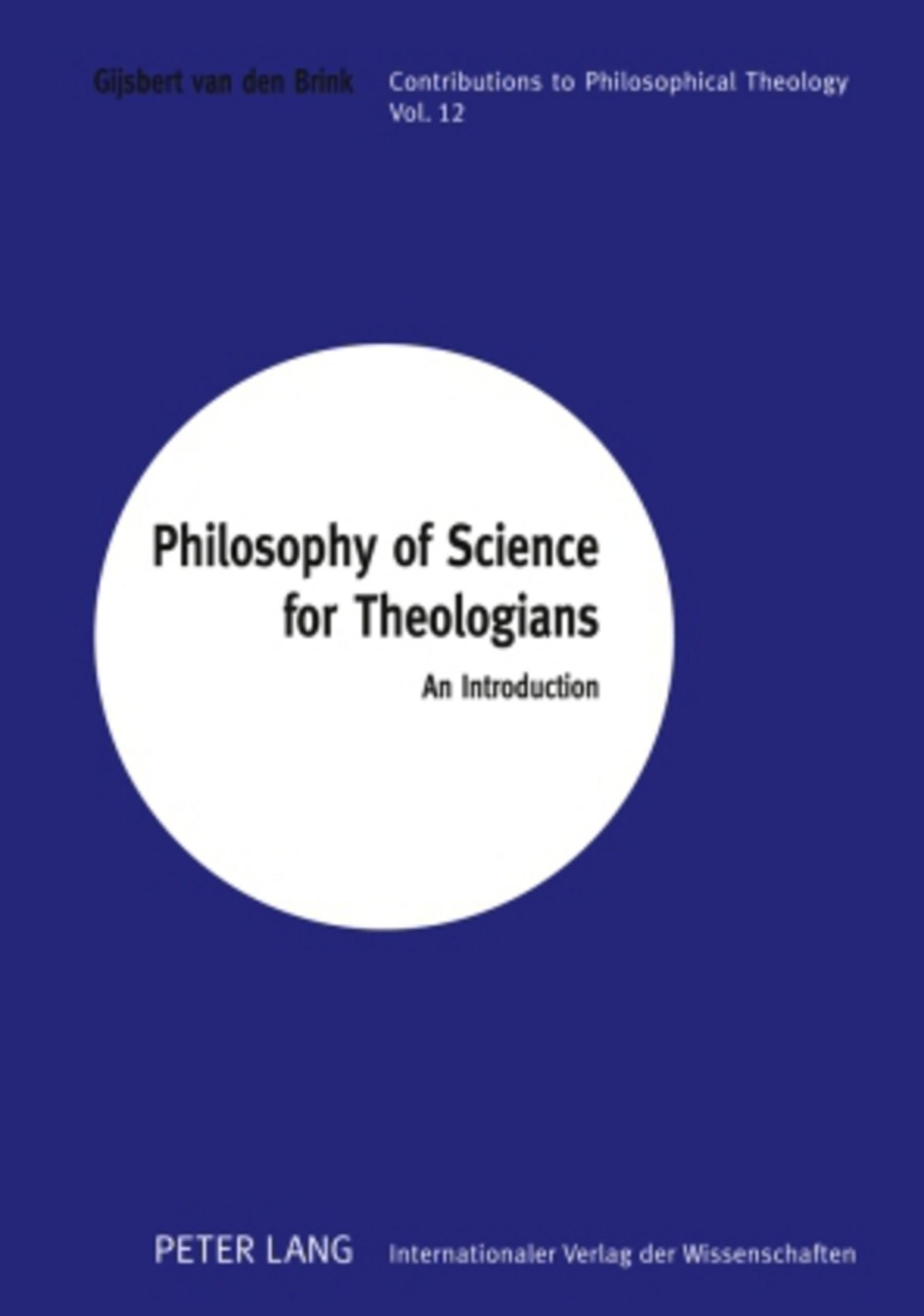 Title: Philosophy of Science for Theologians