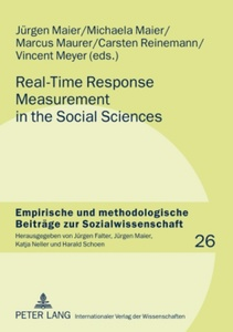 Title: Real-Time Response Measurement in the Social Sciences