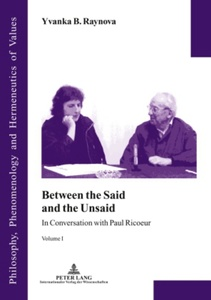 Title: Between the Said and the Unsaid