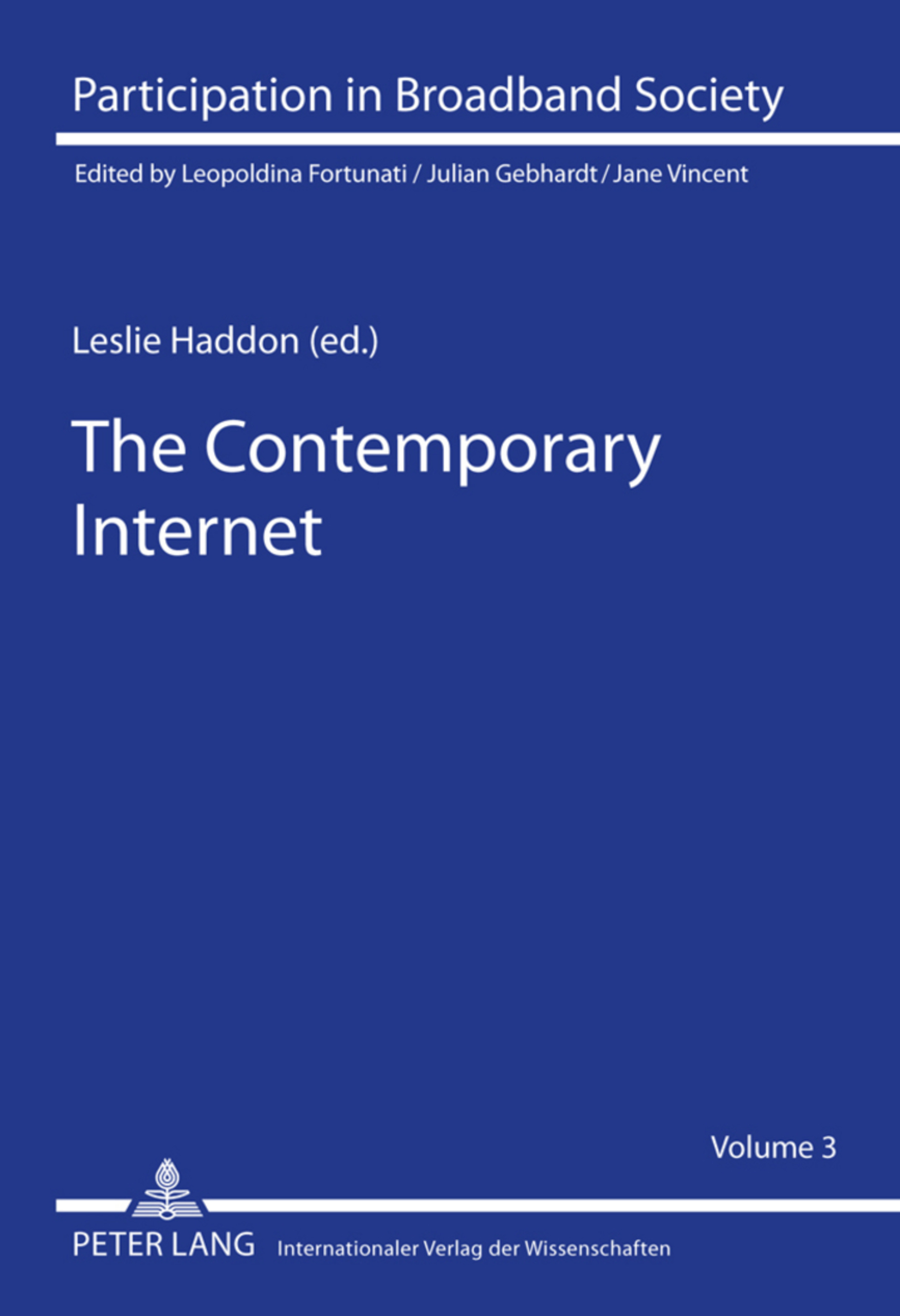 Title: The Contemporary Internet