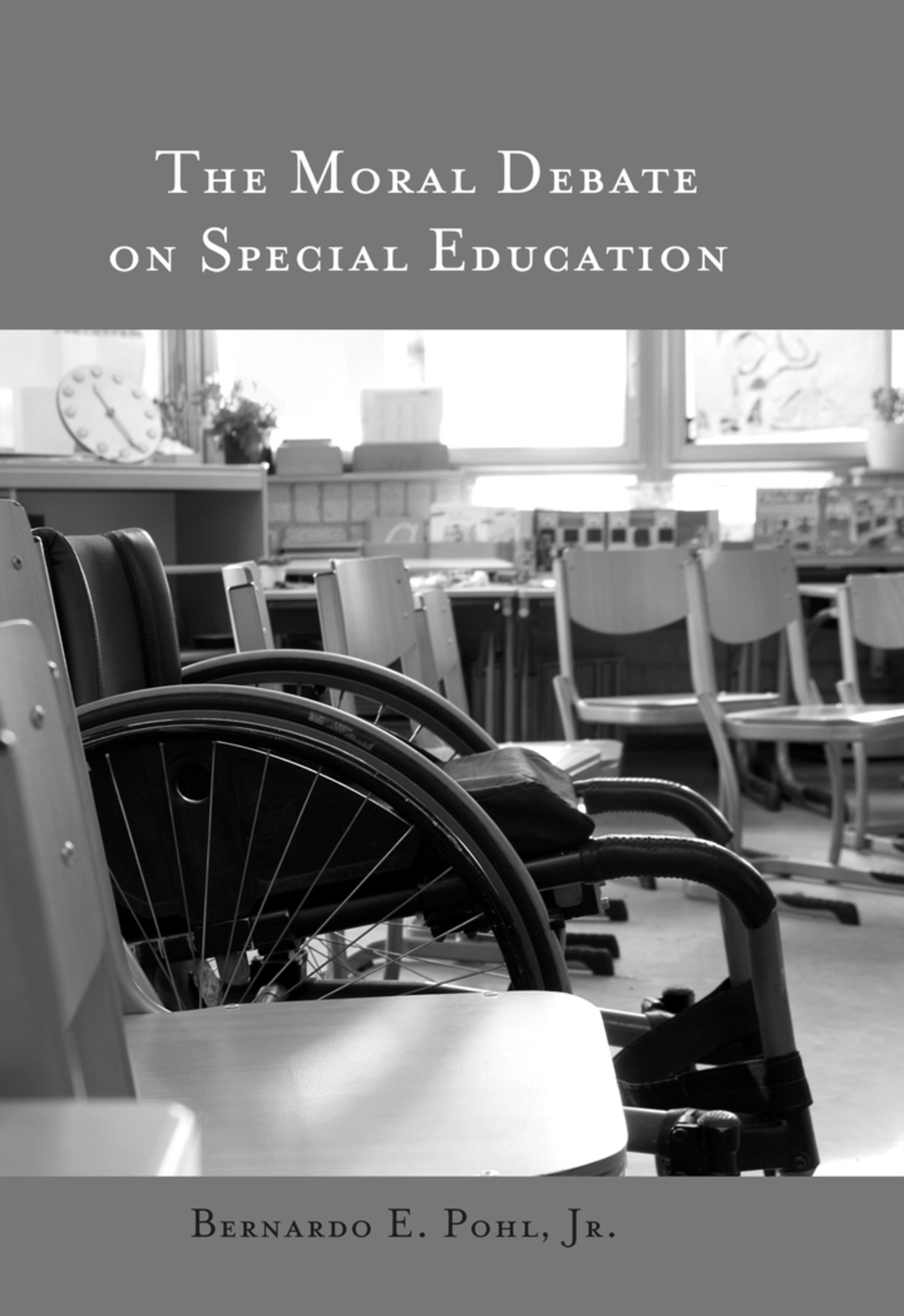 Title: The Moral Debate on Special Education