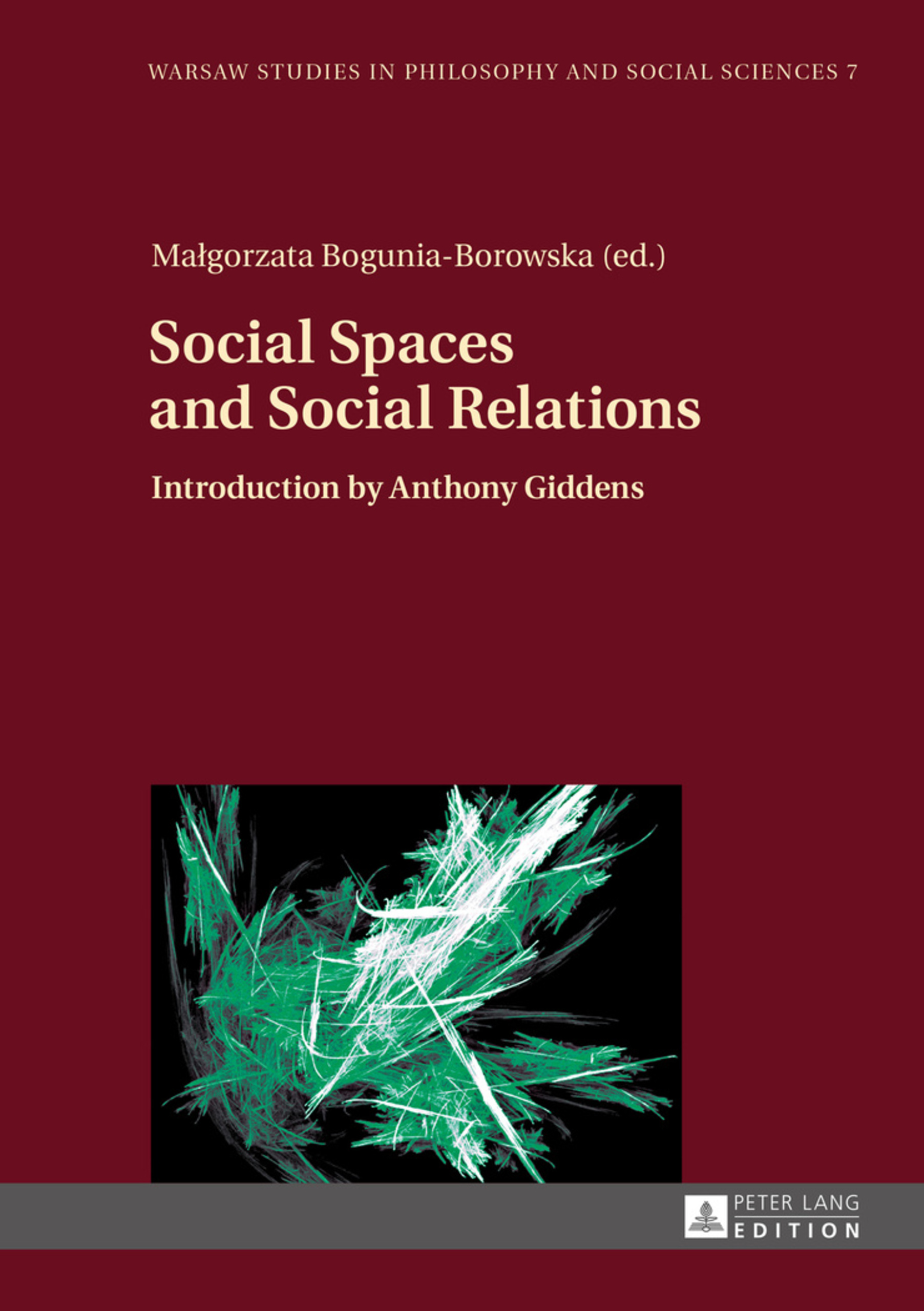 Title: Social Spaces and Social Relations