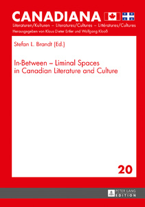 Title: In-Between – Liminal Spaces in Canadian Literature and Cultures