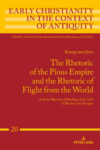 Title: The Rhetoric of the Pious Empire and the Rhetoric of Flight from the World