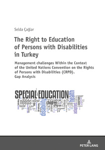 Title: The Right to Education of Persons with Disabilities in Turkey