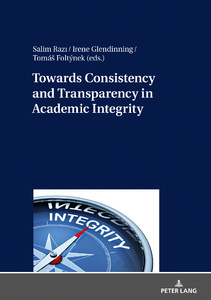 Title: Towards Consistency and Transparency in Academic Integrity