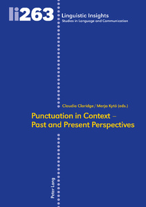 Title: Punctuation in Context – Past and Present Perspectives
