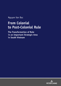 Title: From Colonial to Post-Colonial Rule