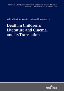 Title: Death in children's literature and cinema, and its translation
