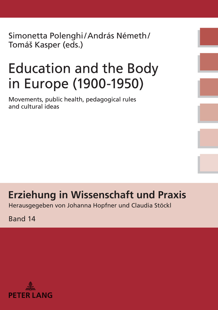 Title: Education and the Body in Europe (1900-1950)