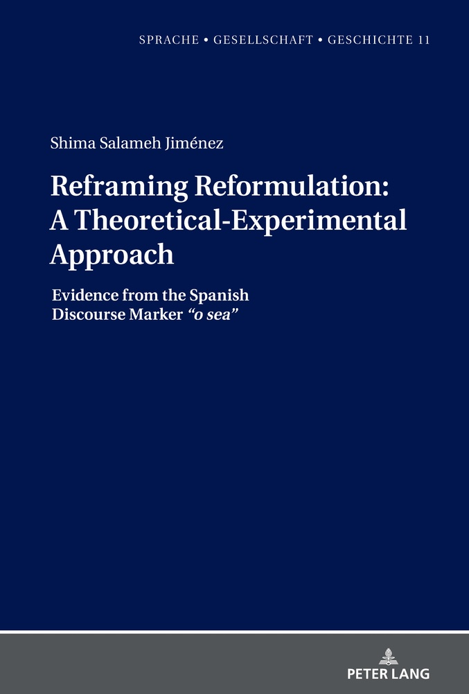 Title: Reframing Reformulation: A Theoretical-Experimental Approach