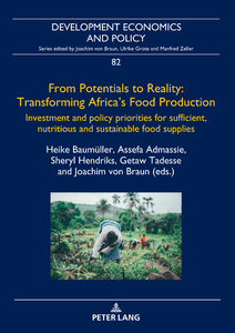 Title: From Potentials to Reality: Transforming Africa's Food Production