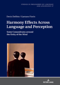 Title: Harmony Effects Across Language and Perception