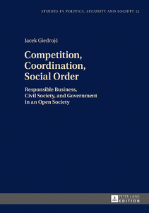 Title: Competition, Coordination, Social Order
