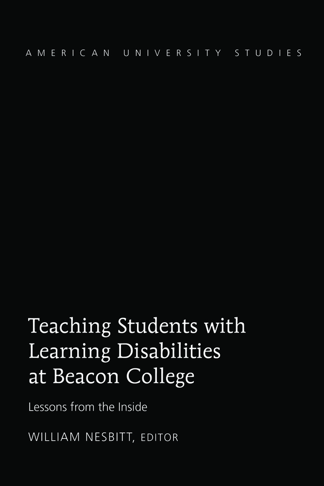 Title: Teaching Students with Learning Disabilities at Beacon College