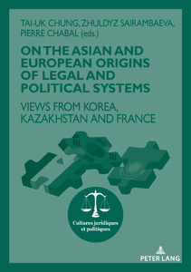 Title: On The Asian and European Origins of Legal and Political Systems